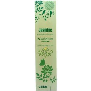 Жасмин - натуральные аромапалочки, 12шт