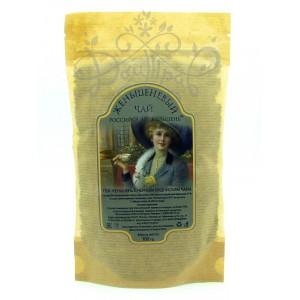 """Женьшеневый чай """"Российский женьшень"""", с черным индийским чаем, 100гр"""